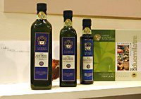 Extravirgin olive oil of Castello di Grotti