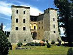 Castello di Grotti - The two towers